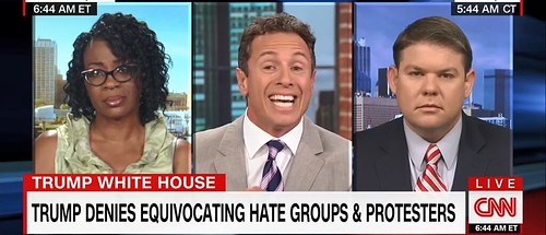 CNN's Cuomo Calls 'Extreme Right' The 'Number One Domestic Terror Threat' In America