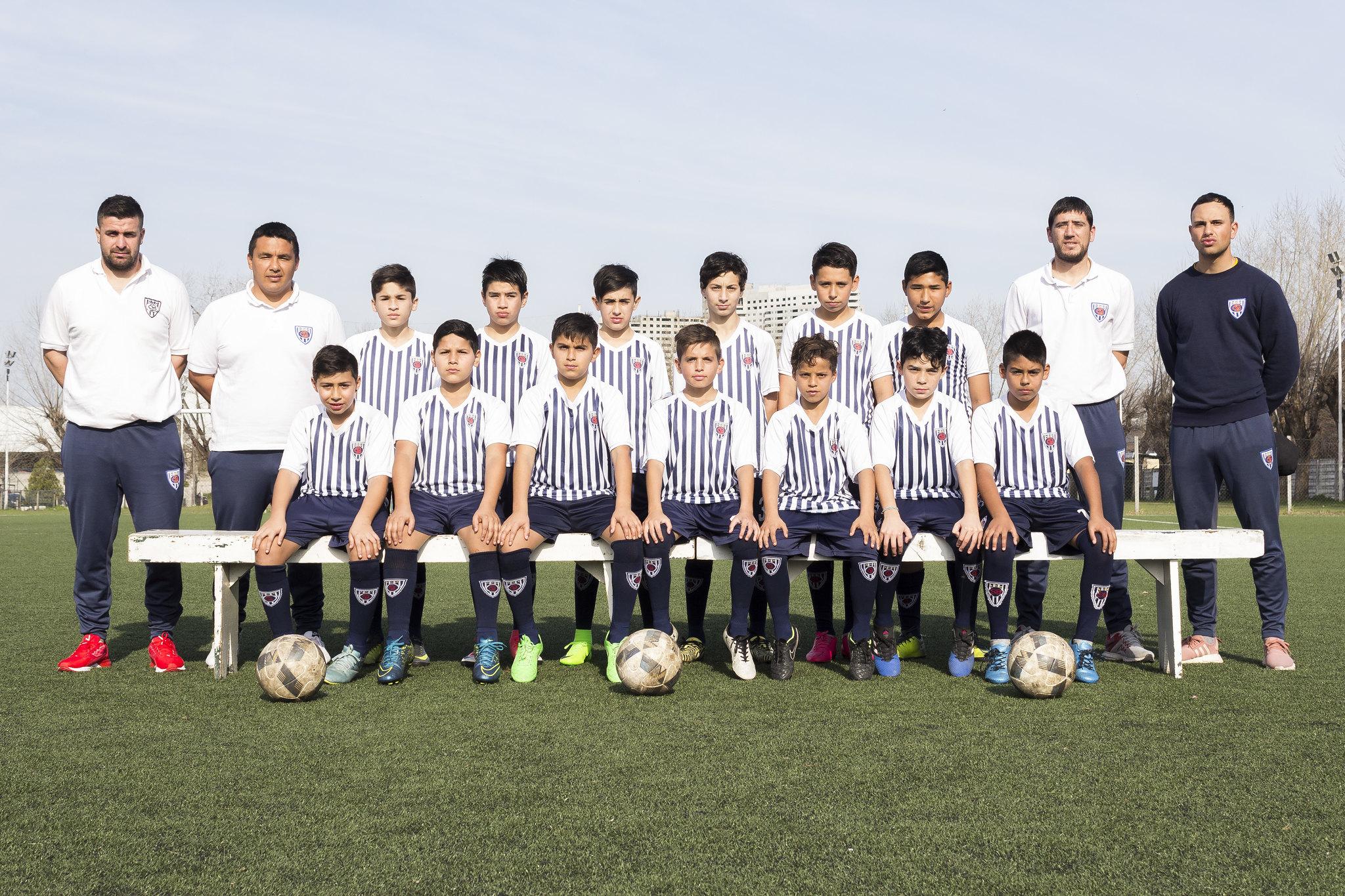 Fútbol Infantil Temporada 2017