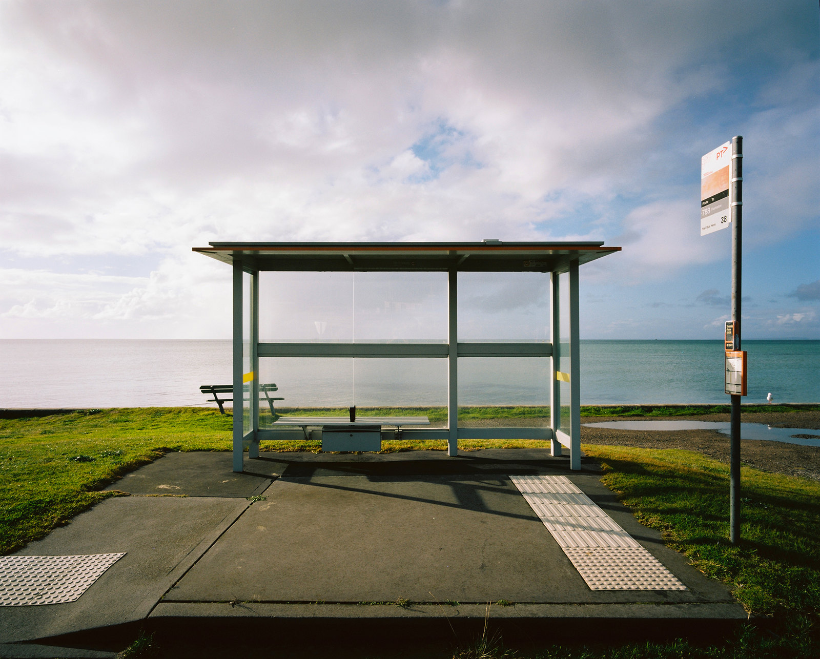 The Best Bus Stop in Australia