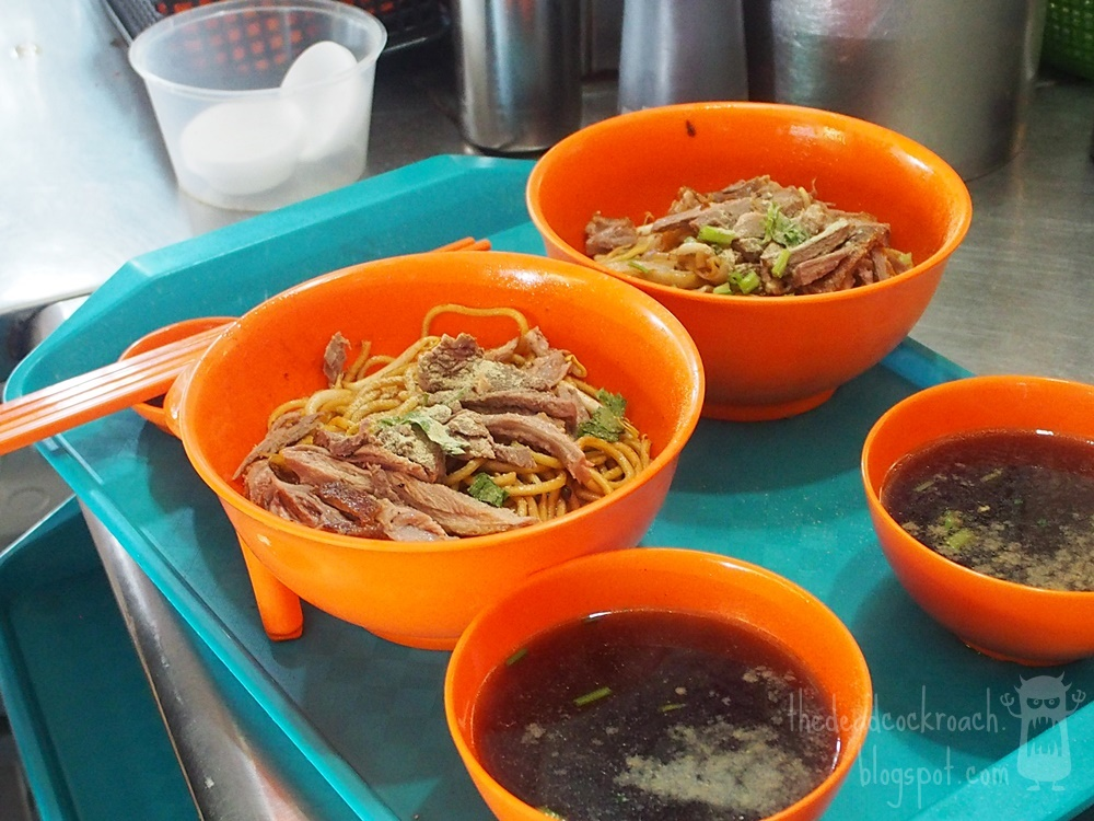 food, food review, review, seah im food centre, shi ji noodle stall, singapore, 獅記麵食攤, seah im food centre, lor mee,卤面, 獅記麵食攤卤面