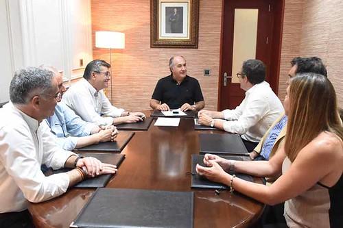 Reunión Cámara de Comercio1