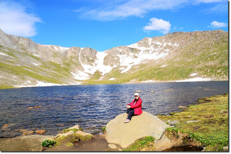 Summit Lake(3911m) (9)