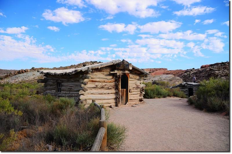 早期此地住民遺址Wolfe Ranch