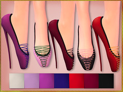 Bliensen - Foxx - Ballet Heels 2