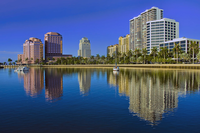 City of West Palm Beach, Palm Beach County, Florida, USA
