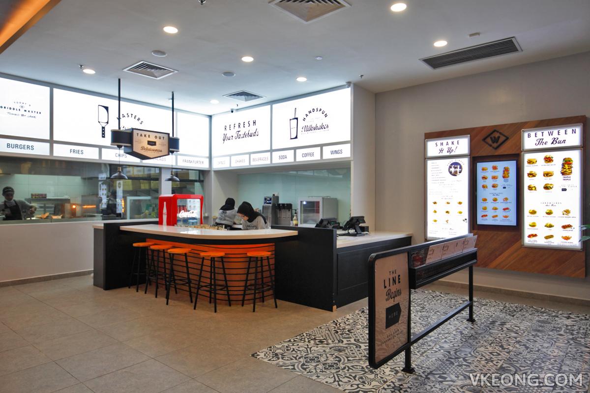 Wayback Burgers Restaurant