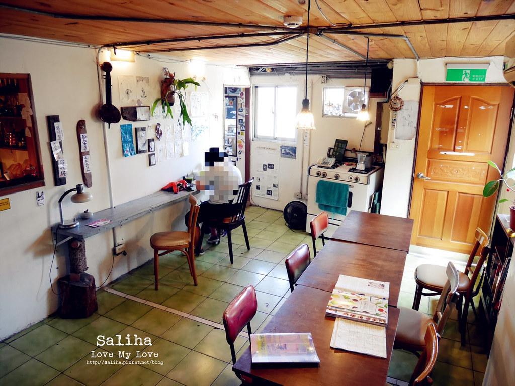 台北公館站下午茶尖蚪咖啡館 (6)