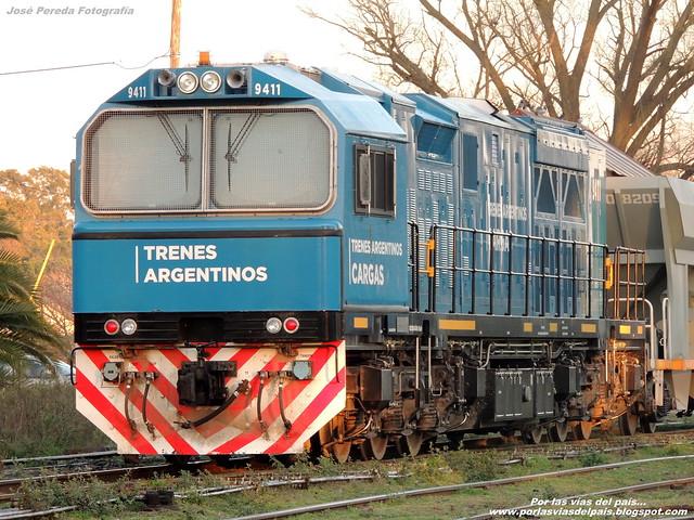 CRRC CDD5-A1 9411
