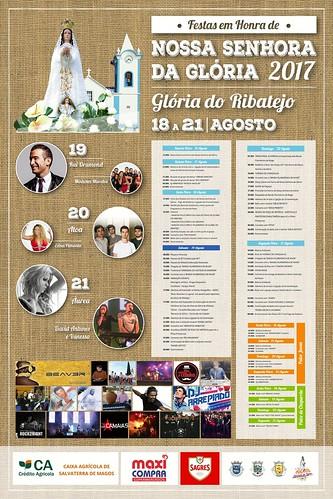 Festas da Glória - Poster 2017  (2)