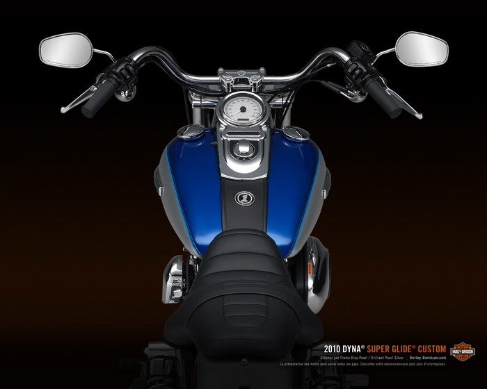 Harley-Davidson 1450 DYNA SUPER GLIDE CUSTOM FXDC 2005 - 6