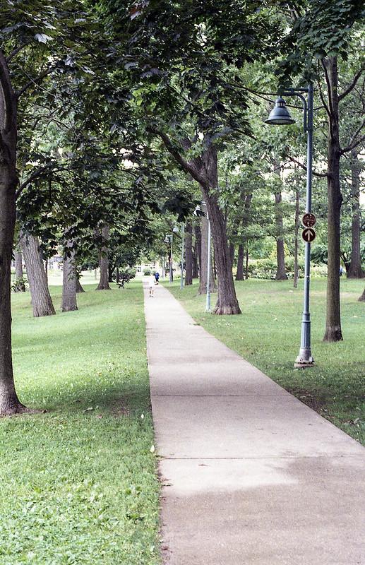 Kew Gardens Path_