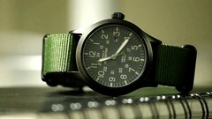 Extremely Durable and Sturdy Timex Expedition Scout Military Watch