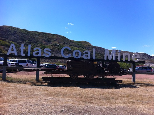 Drumheller Atals Coal Mine
