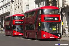 Wrightbus NRM NBFL - LTZ 1209 - LT209 - Clapton Pond 38 - Arriva - London 2017 - Steven Gray - IMG_5743