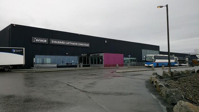 Aeropuerto de Longyearbyen