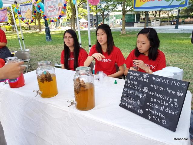 tea taste challenge