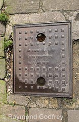 Inspection Cover (R. Turner & Co., Contractors, Holmfirth)