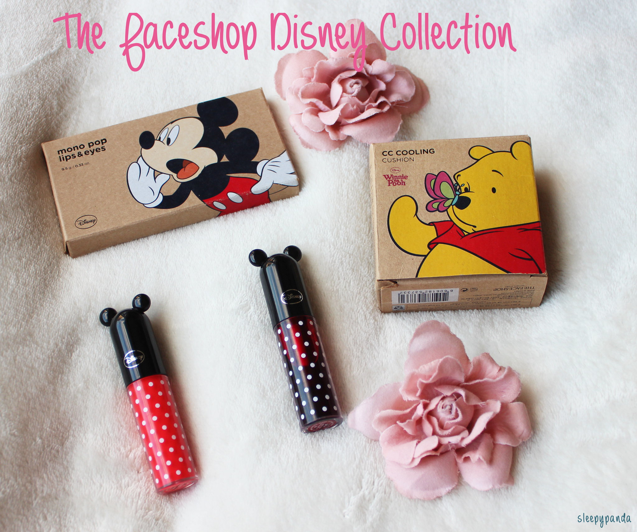 The Faceshop Disney 1