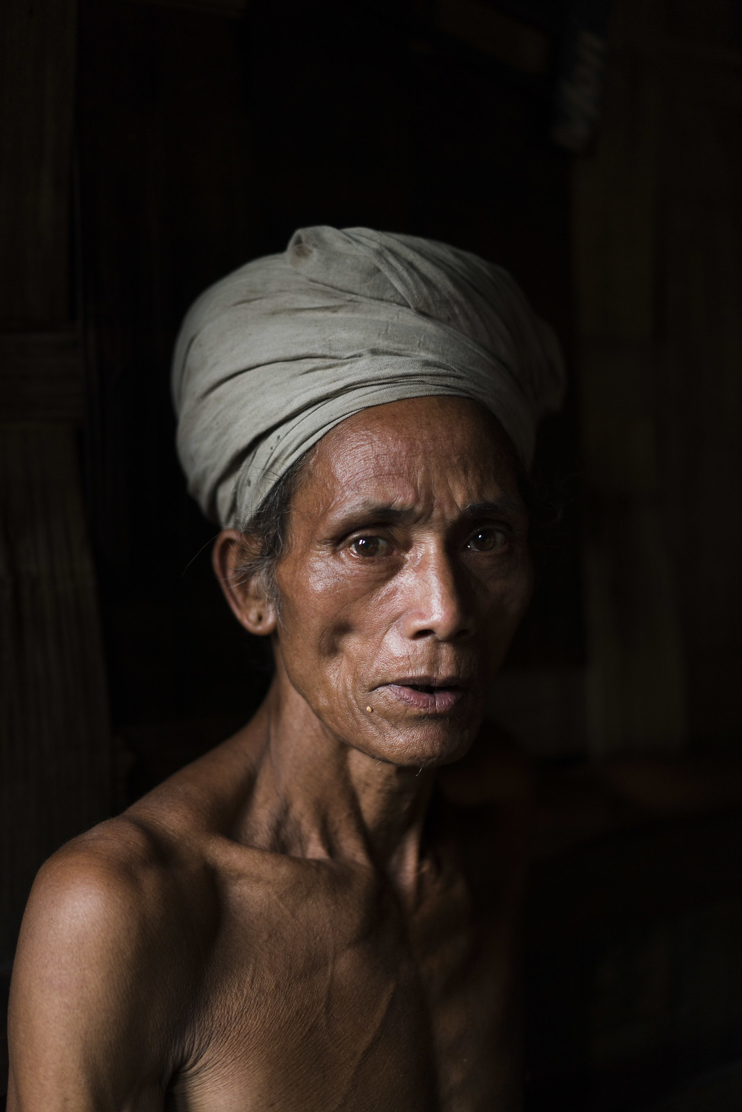 A portrait from Bandorban