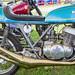 Lydden Hill August 2016 Paddock Suzuki T500 1975 001A