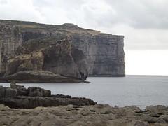 Fungus Rock, Dwejra, St. Lawrence, Gozo, Malta