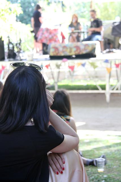 """FEE REEGA & NACHO ABAD PRESENTAN """"PURPURINA Y PERCEBES"""" EL DÍA DEL WATUSI – W 14-15,08.2017 LEÓN"""