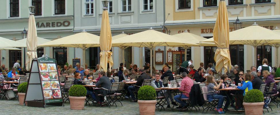 De leukste cafés en restaurants in Dresden | Mooistestedentrips.nl