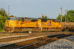UP 8233 | EMD SD9043MAC | NS Memphis District
