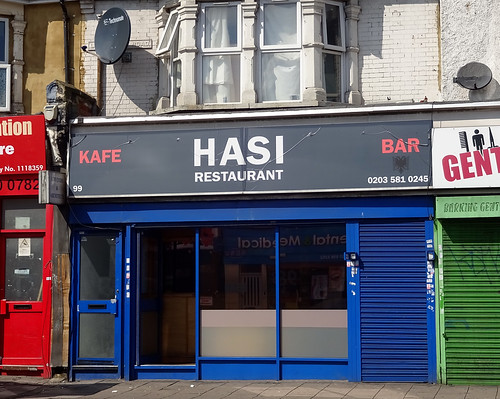 Hasi, Barking, London IG11