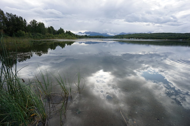 Morning on Sixmile Lake