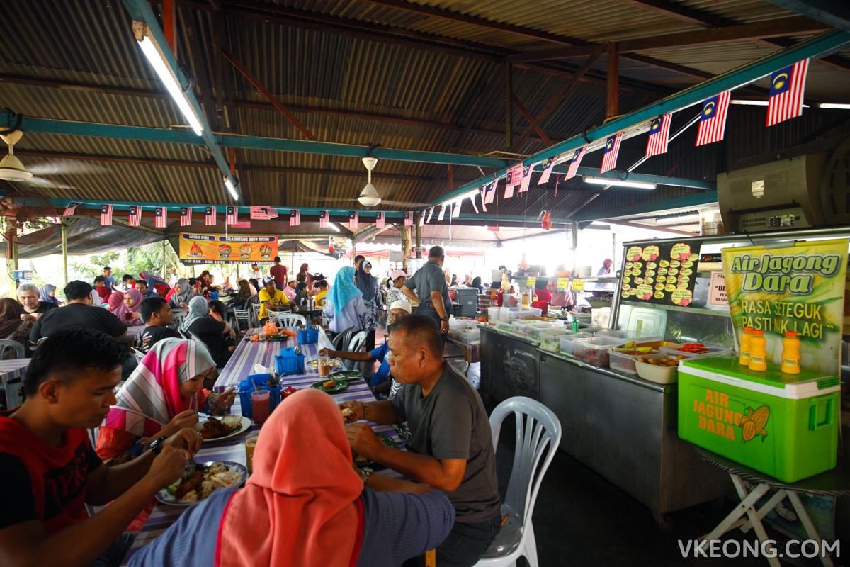 Roti Canai Restaurant Melaka