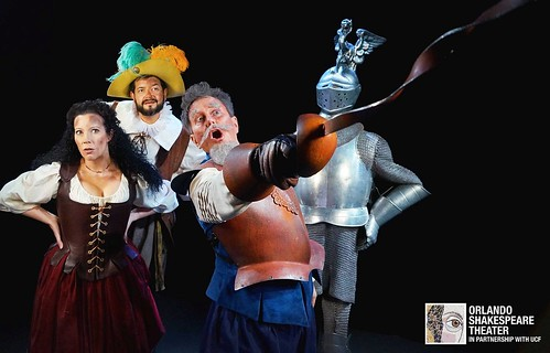 "Orlando Shakes' Opens Season with ""Man of La Mancha"""