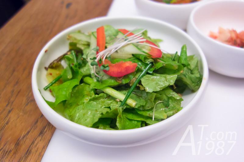 Pyon Pyon Sya GINZA UNA - Mini Namul Salad