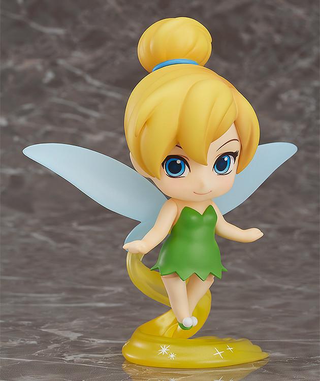有點善妒的可愛小妖精!黏土人《小飛俠》小叮噹(ティンカーベル;Tinker Bell)
