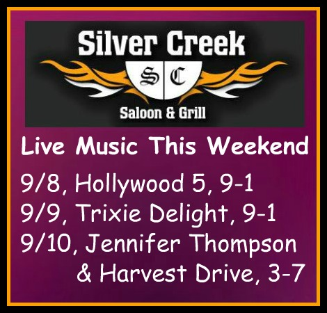 Silver Creek Poster 9-8-17