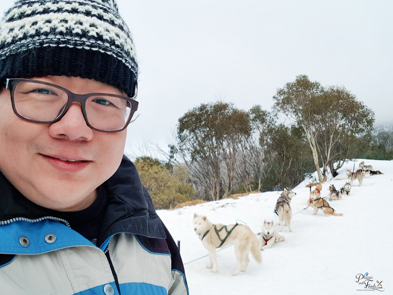 mount buller snow