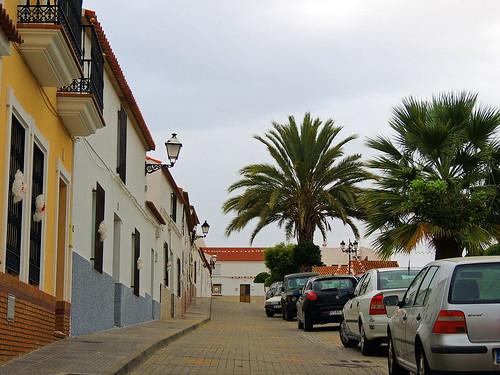 <Calle Santa Catalina> El Granado (Huelva)