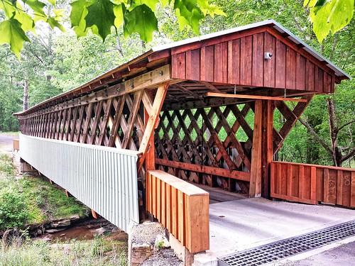 Easley Covered Bridge- Blount County AL (3)