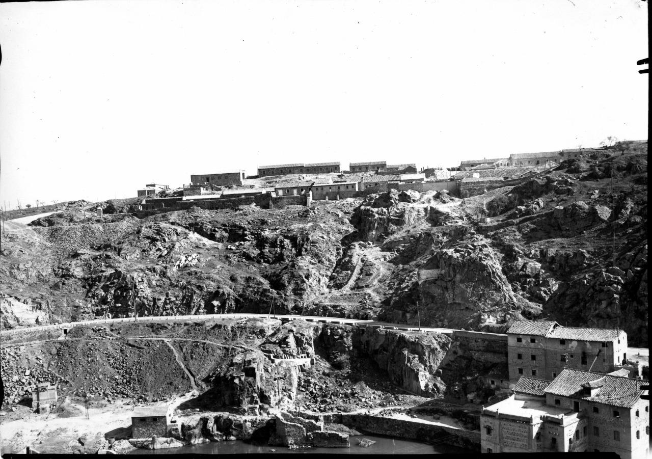 Barrio de San Blas. Fondo Rodríguez, Archivo Histórico Provincial, JCCM