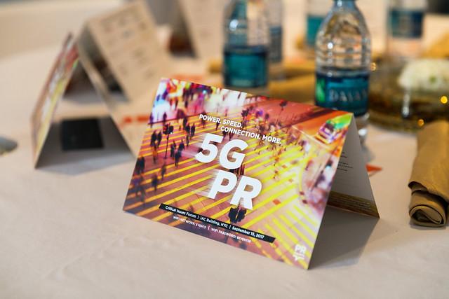 PR Council Critical Issues Forum 2017: 5G PR