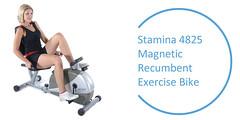 Best Recumbent Exercise Bike : Stamina-4825-Magnetic-Recumbent-Exercise-Bike[1]