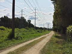 2017 Bike 180: Day 132 - Goodbye Gravel Road