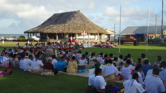 201 Fête du Territoire à Mata-Utu; Vorabend -  previous day - la veille