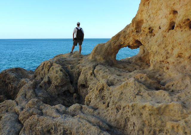 Algar Seco, Algarve, Portugal