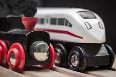 Evolution Of Trains