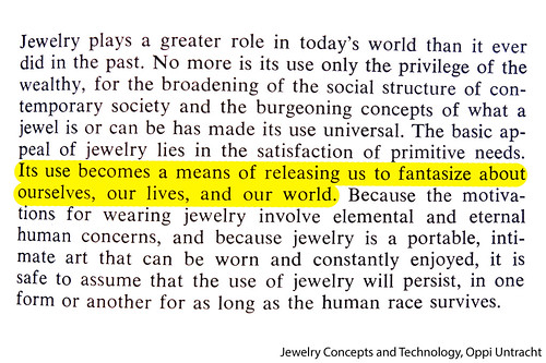 Jewelry... to fantasize....