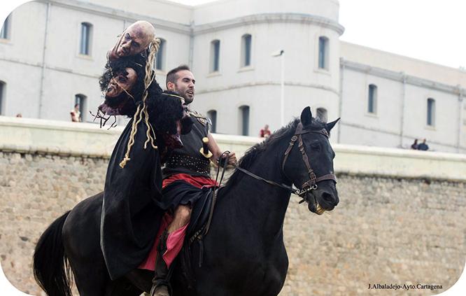 Carthagineses y Romanos atrae un 20 por ciento más de visitantes