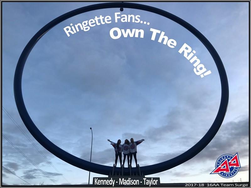 Sep 25, 2017 Own the Ring U16AA Calgary Surge