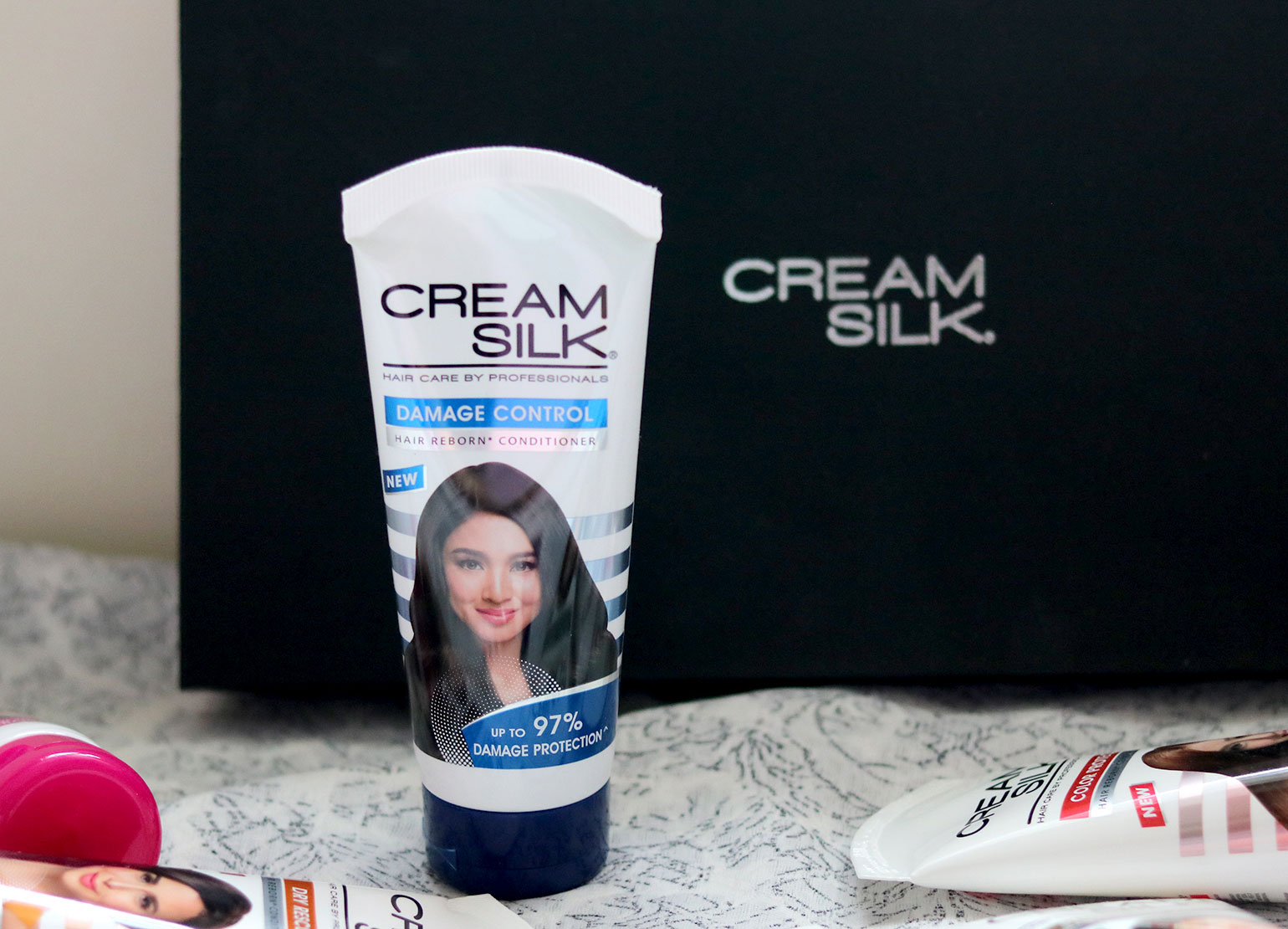 5 Cream Silk Power To Transform Customized Solutions Review Photos - Gen-zel She Sings Beauty