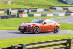 Car track days at Cadwell Park (Sep 2017)